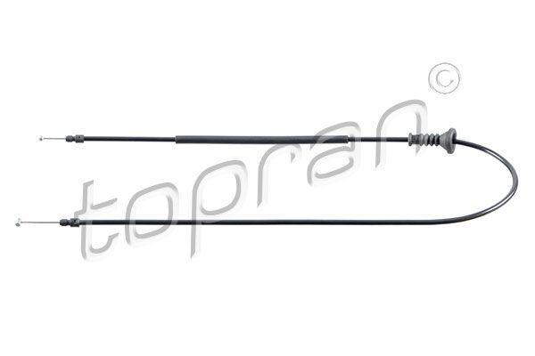 Poljinpäällyste kytkinpoljin Topran 112 313, Audi A4 (8D2